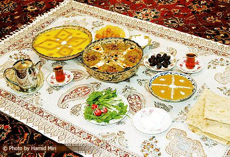 *****تغذیه در ماه رمضان*****