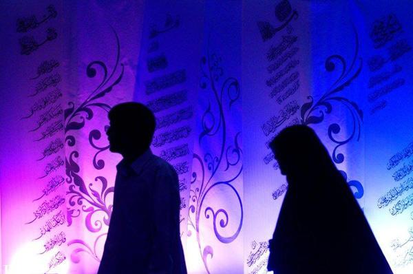 ♥تصاویر زیبا از هجدهمین نمایشگاه بین المللی قرآن کریم♥