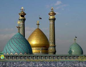 مجموعه سرود های در مدح حضرت عبدالعظیم