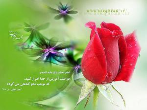 ولادت امام محمد باقر (ع)(صوت ، تصویر ، فلش)