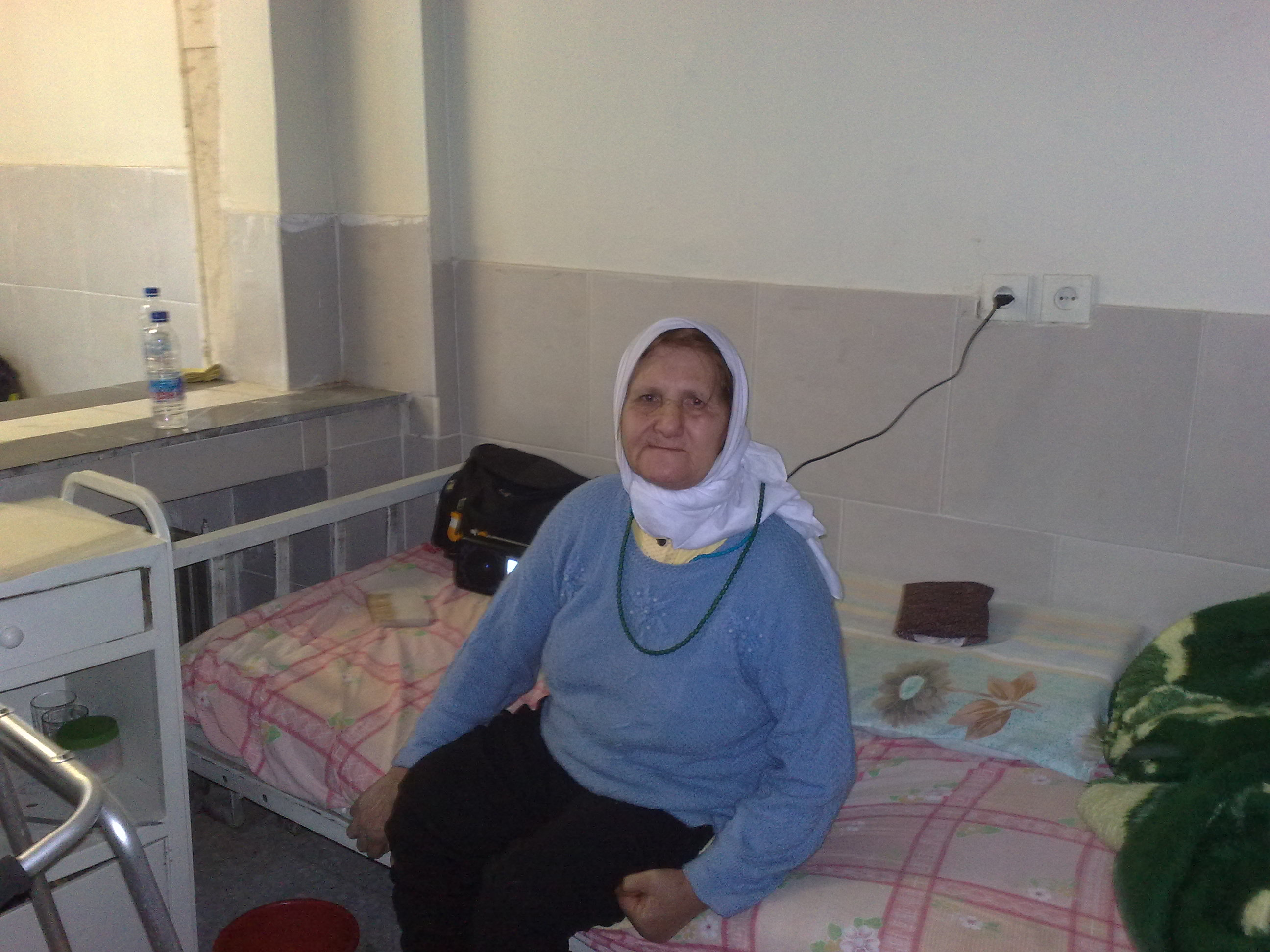 نظرتون در مورد سالمندان و خانه سالمندان چيست؟