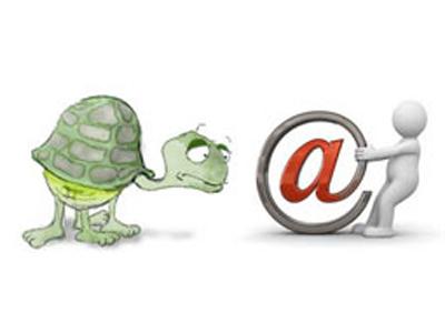 با عرض پوزش از جناب لاک پشت ، چرا سرعت اینترنت برخی شرکتهالاک پشتی است؟!!