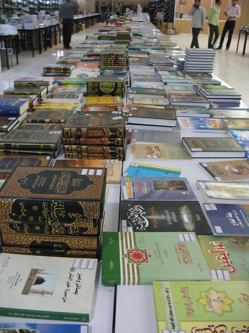 تصاویری از هفدهمین نمایشگاه قرآن