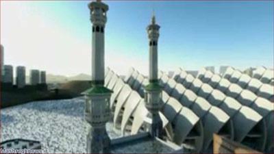 موافقت پادشاه عربستان با تخریب مسجدالحرام