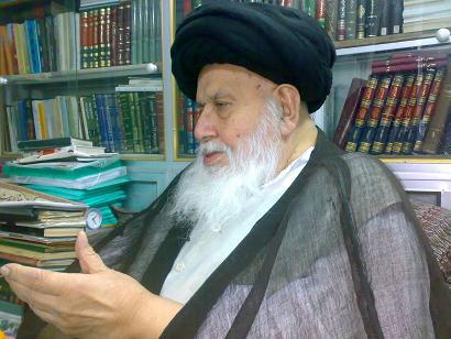 یادنامه مرحوم آیت الله سید عباس کاشانی آخرین شاگرد مرحوم آیت الله قاضی